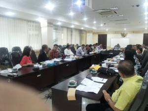 Pertemuan Warga Apartemen dengan Ditjen Ketenagalistrikan ESDM