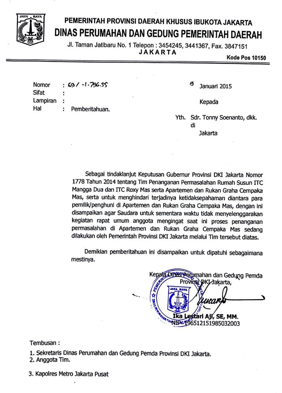 Contoh Surat Audiensi Ke Dinas Surat 26