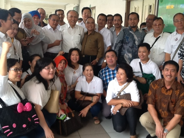 Pengadilan Jakarta Pusat - Praperadilan dimenangkan warga rusun A