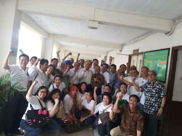 Pengadilan Jakarta Pusat - Praperadilan dimenangkan warga rusun B
