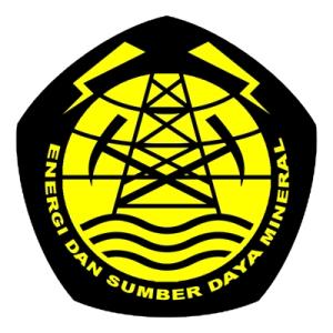 Logo Departemen Energi dan Sumber Daya Mineral
